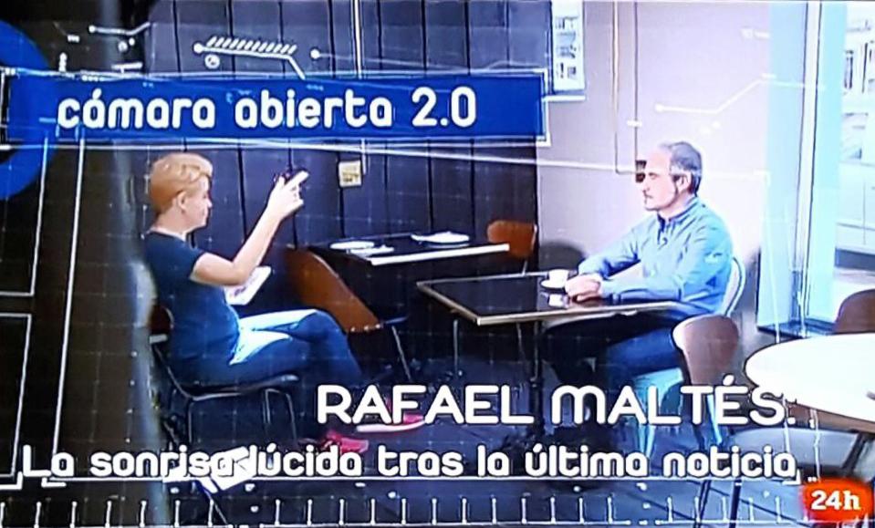 Rafa Maltés - Cámara abierta